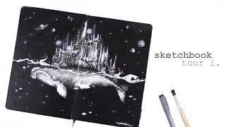 getlinkyoutube.com-Sketchbook Tour 2016