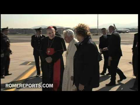 Pope is now back in Rome after trip to Mexico and Cuba