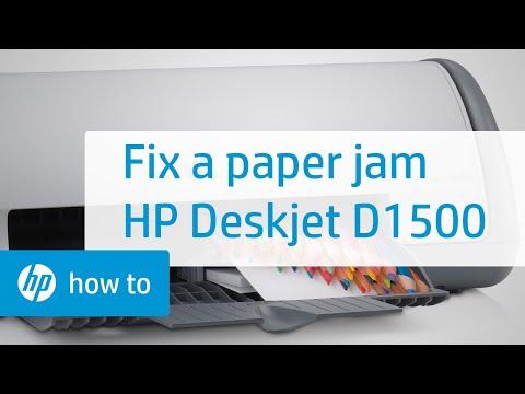 Hp Deskjet D1500 Driver Vista