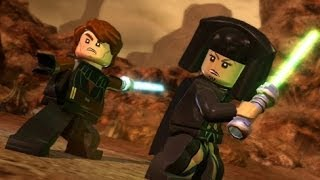 LEGO Star Wars III: The Clone Wars - 100% Guide #6 - Weapons Factory (All Minikits)