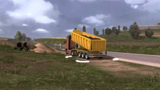 getlinkyoutube.com-Concept #02 - Molder Away Effect - Euro Truck Simulator 2