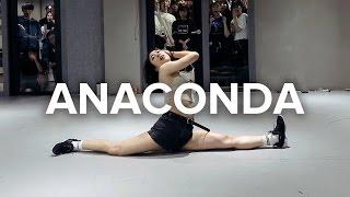 getlinkyoutube.com-Lia Kim Choreography / Anaconda - Nicki Minaj