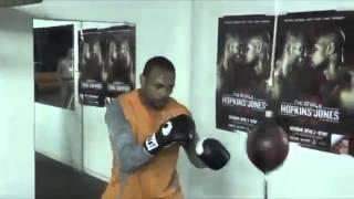 getlinkyoutube.com-Рой Джонс тренировка боксера-мой кумир.mp4