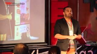 getlinkyoutube.com-L'enfance et le rêve: Doc Samad at TEDxKhouribga