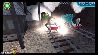 getlinkyoutube.com-Thomas & Friends: Go Go Thomas! – Speed Challenge Best Kids App ios