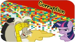 """getlinkyoutube.com-Brony Game: Corruption """"El juego que se desm*dra solito"""""""