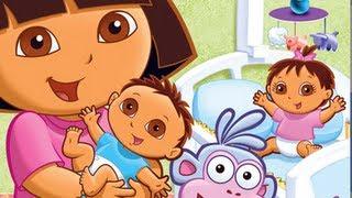 getlinkyoutube.com-Dora The explorer - Dora Best of game for kids 2014