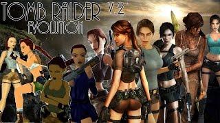 getlinkyoutube.com-Tomb Raider Evolution   1996 - 2013
