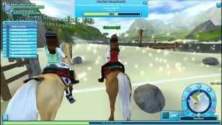 getlinkyoutube.com-StarStable Online - Rose, My Arabian's, First Championships (Firgrove & Fort Pinta)