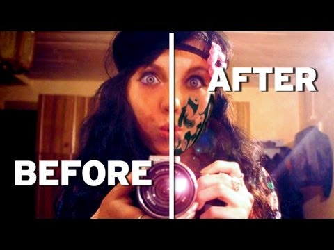 Girl Has BoyFriend's Name Tattooed On Her FACE?!