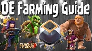 getlinkyoutube.com-Dark Elixir Farming Guide - 3 Strategies for TH9 & TH10 - Clash of Clans