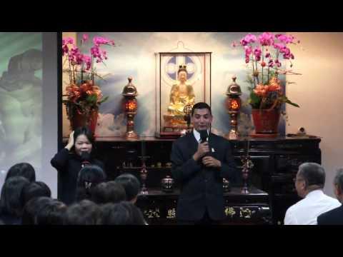20121217 尼泊爾道親心得分享 阿吉達等四人 正和書院  正和壇辦班