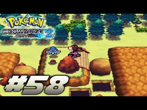 Let's Play Pokemon Black 2 and White 2 / Schwarz 2 und Weiß 2 -Part 58 - Tobuz ,Golem Suche !