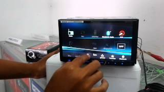 getlinkyoutube.com-การติดตั้งกล้องมองหลัง PIONEER AVH-X5550BT ปัญหา วิธีใช้ ตั้งเสียง ราคา 2DIN PONE