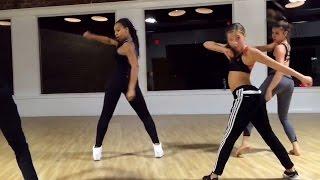 getlinkyoutube.com-Kalani, Kendall, Nia & Mackenzie Ziegler - dance combo