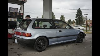 Bought A Honda Civic | EF HATCH BUILD!