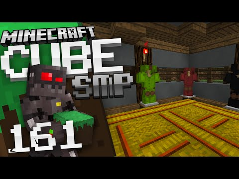 Minecraft Cube SMP S1 Episode 161: Karate Class