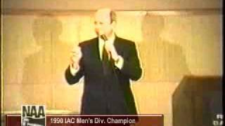 Neal Davis, 1990 International Auctioneer Champion (IAC)