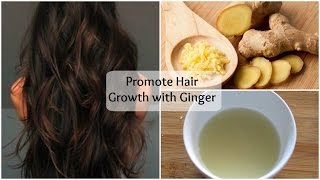 getlinkyoutube.com-DIY Ginger Hair Mask for extreme hair growth | Promote Hair Growth