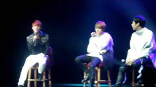 getlinkyoutube.com-[Fancam] JYJ - Las Vegas 11/14/10