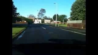 getlinkyoutube.com-A wee drive Bellshill Newarthill New Stevenson Scotland