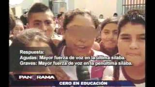 getlinkyoutube.com-Cero en educación: el alarmante nivel de los estudiantes peruanos