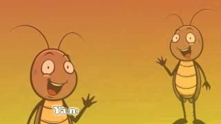 getlinkyoutube.com-La Cucaracha Ya No Puede Caminar  - Canciones Infantiles