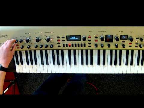 Absolute Music: Korg KingKORG Synth Demo