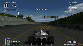 getlinkyoutube.com-Gran Turismo 4 - Polyphony Formula Gran Turismo Hybrid Cockpit View PS2 Gameplay HD