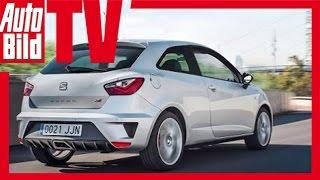 getlinkyoutube.com-Seat Ibiza Cupra Facelift - Der spanische GTI (2015)