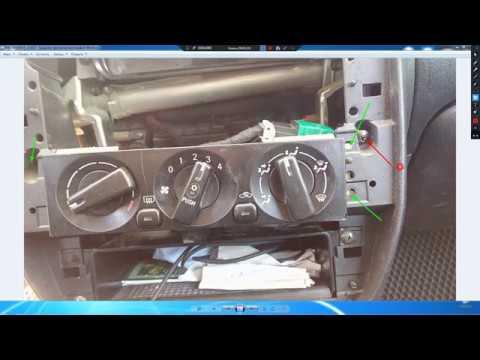 Мицубиси каризма замена подсветки на панели переключателей.