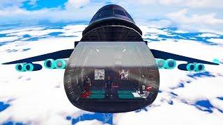 getlinkyoutube.com-NEW FLYING $1.500.000.000 HOUSE! (GTA 5 Mods)