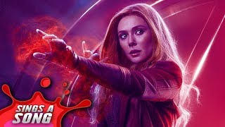 Scarlet Witch Sings A Song (Marvel Avengers Infinity War Parody) width=