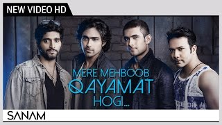 Mere Mehboob Qayamat Hogi - SANAM | Kishore Kumar | Music Video