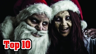 getlinkyoutube.com-Top 10 Christmas Monsters and Scary Legends