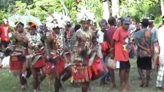 getlinkyoutube.com-Trobriand Islands Dance, Papua New Guinea (2)