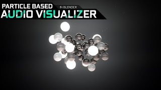 getlinkyoutube.com-Blender - How to create a Particle Based Audio Visualizer [HD]