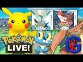 Pokemon 3DS X & Y LIVE Viewer Discussion, Mega Evolutions, Online Battles, Thoughts (N64 Game Night)
