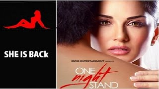 One Night Stand Full Movie Promotions || Sunny Leone and Director Jasmine D'Souza