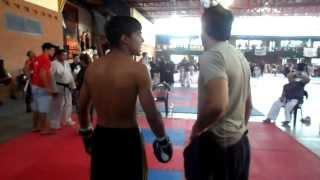 getlinkyoutube.com-Mi primer pelea de Full Contact♥