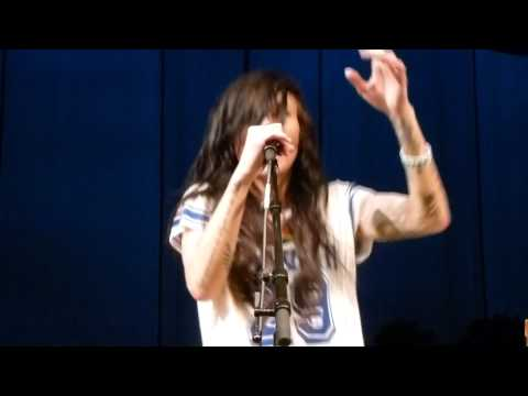 "LIGHTS ""Everybody Breaks a Glass"" (Live @ Utopia Music Festival 06/18/11) HQ"