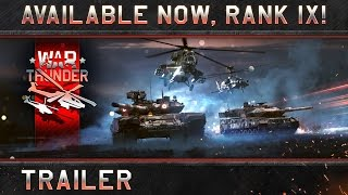 War Thunder - 'Modern Military' Trailer