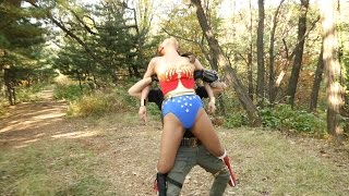 getlinkyoutube.com-Superheroine Wunder Woman Episode 2 Trailer