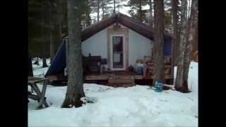 getlinkyoutube.com-Off Grid Living. The Ultimate Bugout Location.