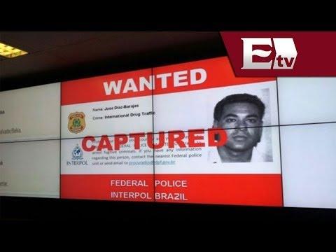 Detienen a narco mexicano en Brasil; se dirigía al México vs Brasil / Vianey Esquinca