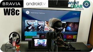 getlinkyoutube.com-SONY Bravia W800c Review - Android TV