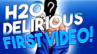 getlinkyoutube.com-H2O Delirious First Video EVER! (First Known Video) | Youtubers First Videos Ever