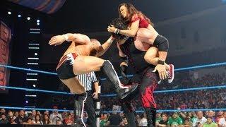 getlinkyoutube.com-Kane vs. Daniel Bryan: SmackDown, July 20, 2012