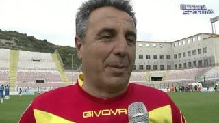 Buonocore e Catalano di nuovo a Messina per un giorno per sfidare la Nazionale Attori