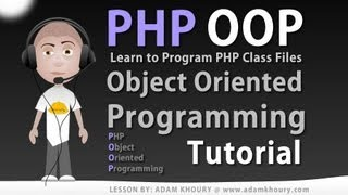 getlinkyoutube.com-Object Oriented Programming Tutorial PHP Class File Creation Learn OOP